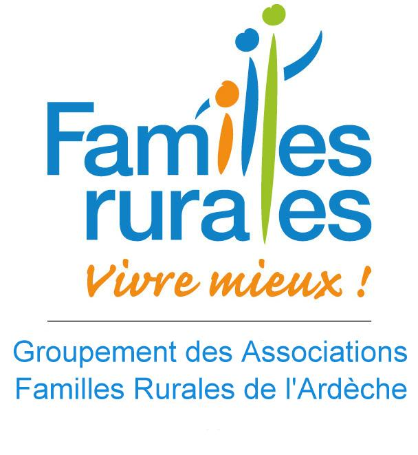 Logo Familles Rurales Ardèche